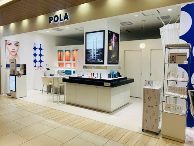 POLA THE BEAUTY SAKURA MACHI Kumamotoの画像・写真